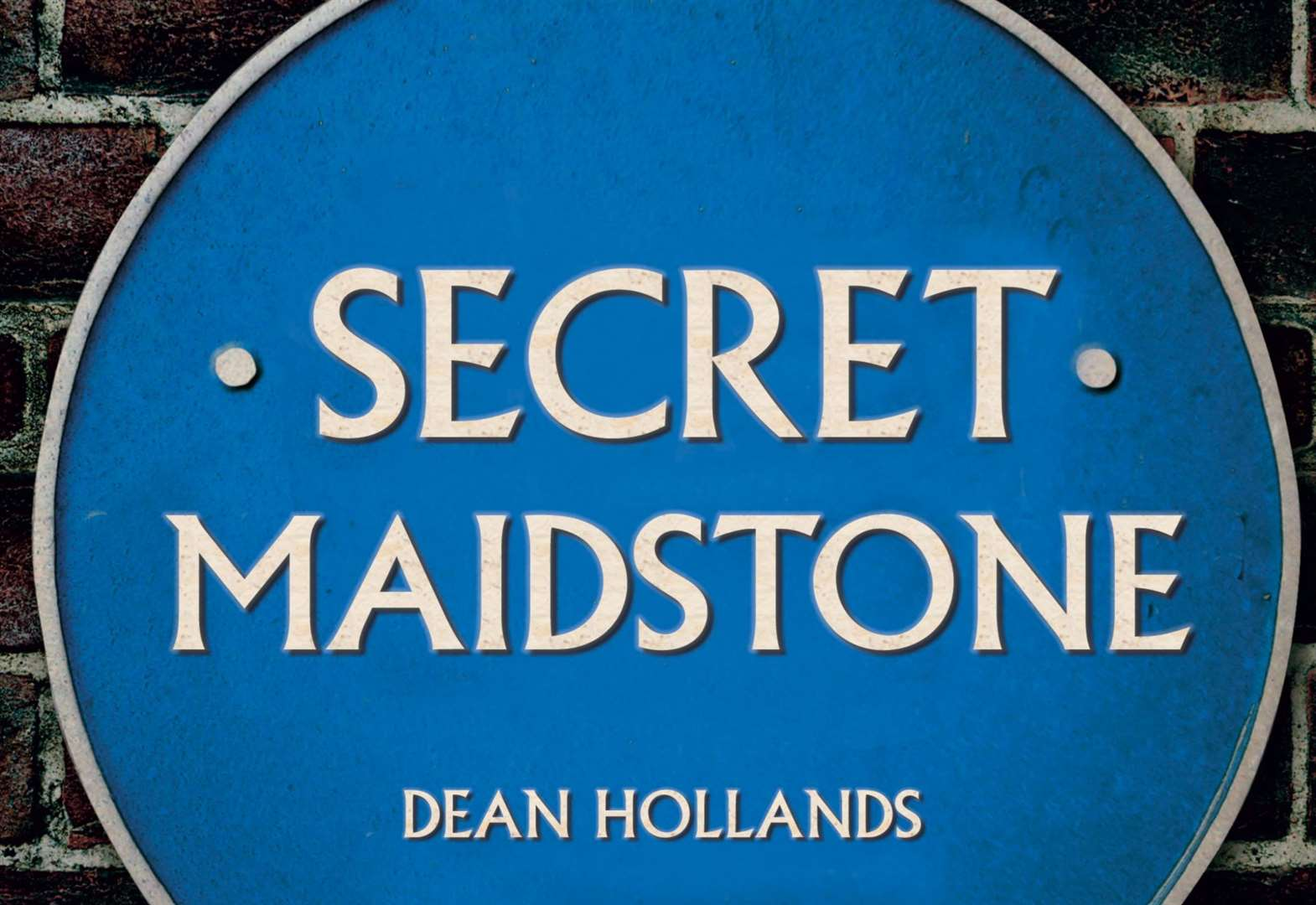 New book reveals Maidstone's secret past
