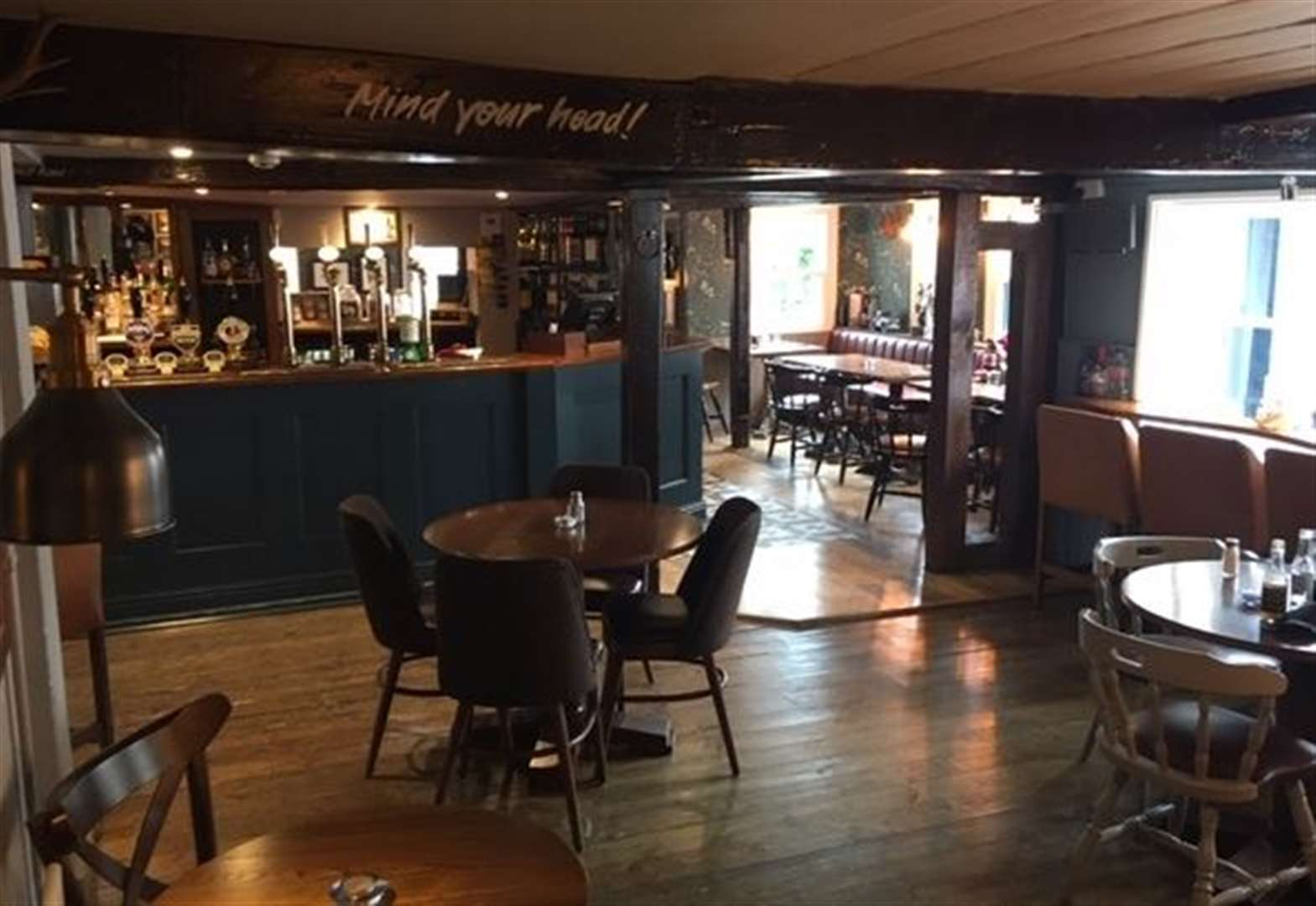 Secret Drinker at one of Kent's top end gastro pubs