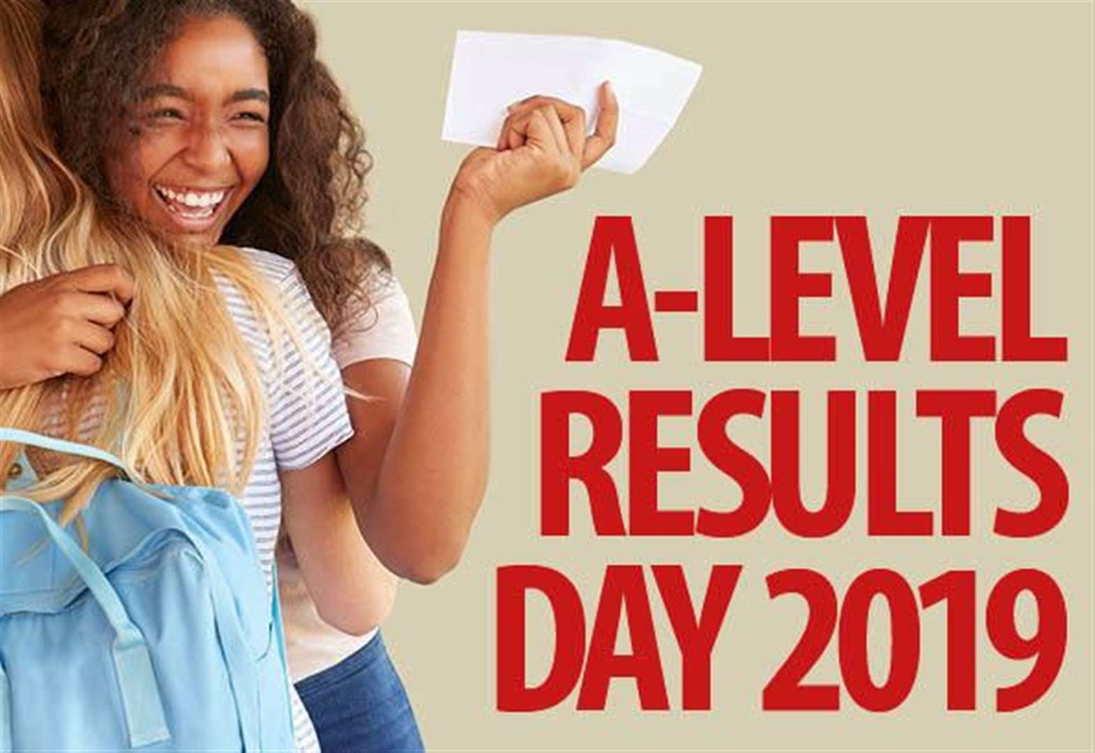 A-Level Results Day 2019