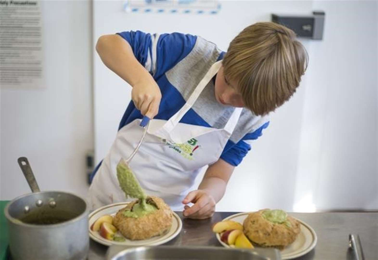 Young Cooks finalists announced