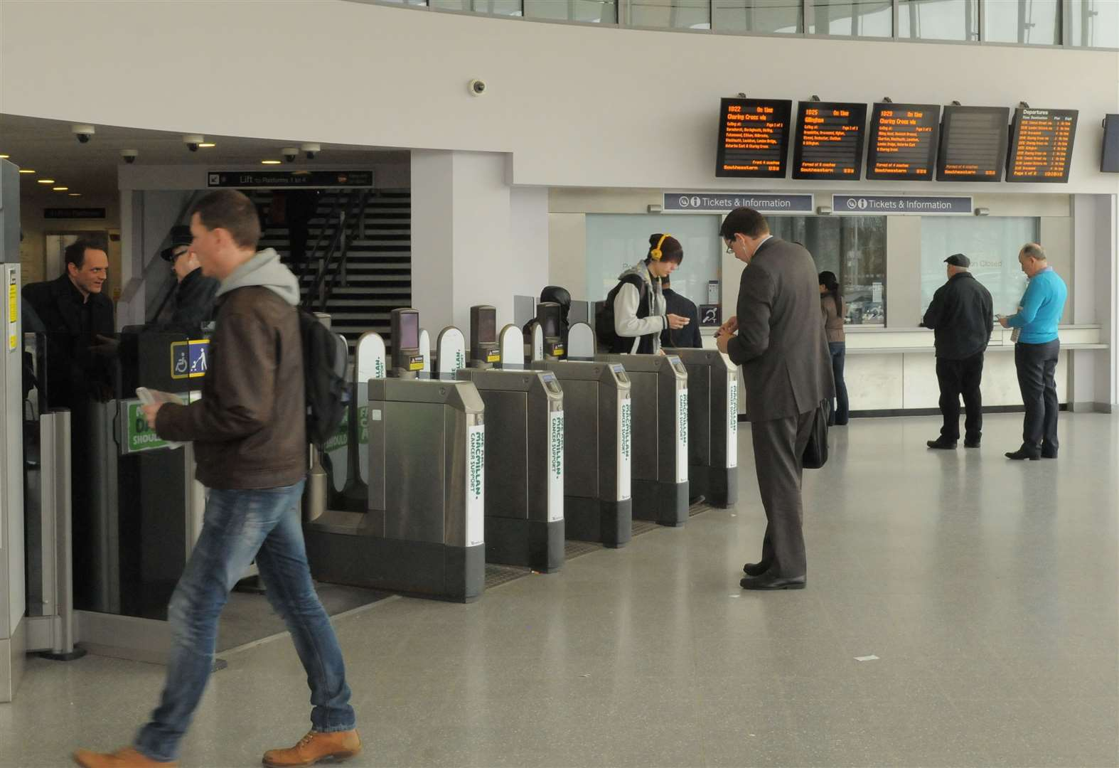 Rail fares set to rise again