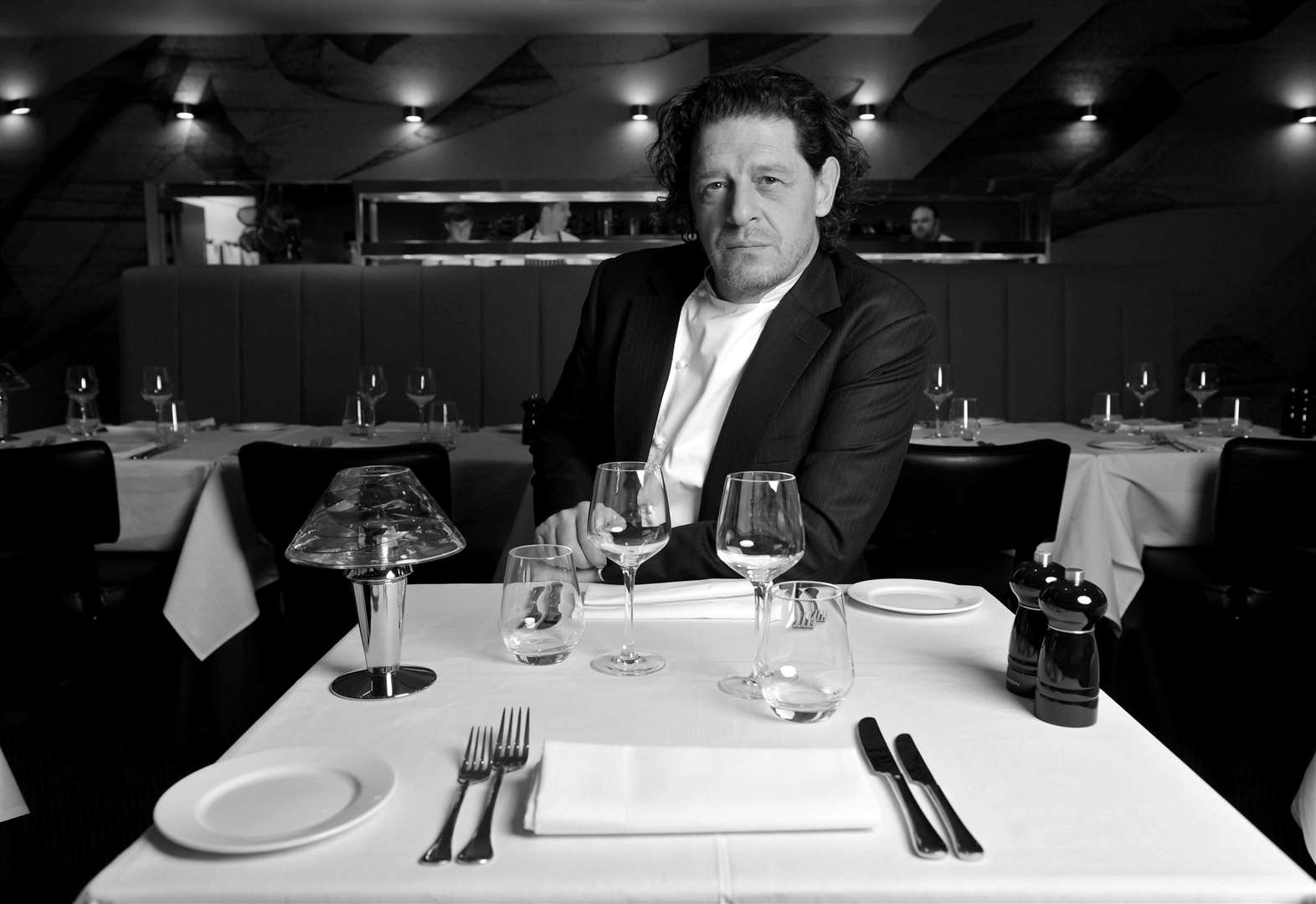 Celebrity chef Marco Pierre White announces new restaurant
