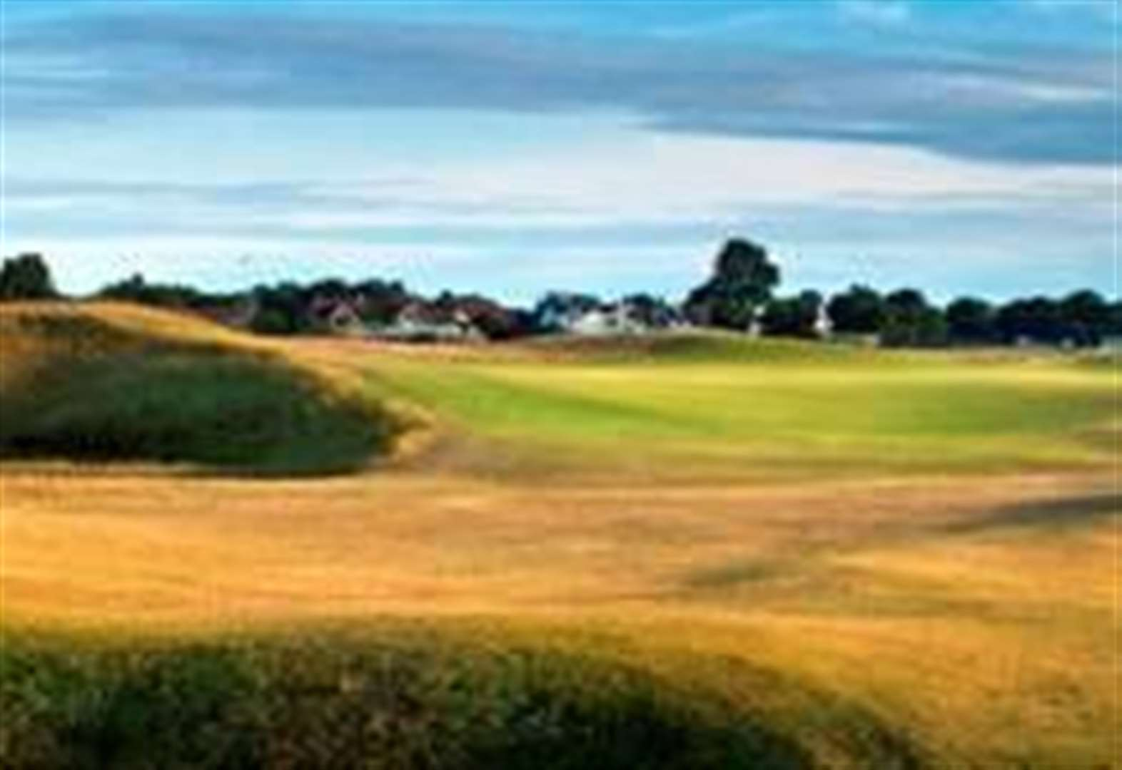 Golf club in land sell-off