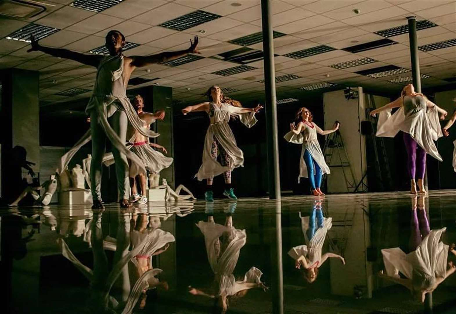 Show explores 200 years of dance