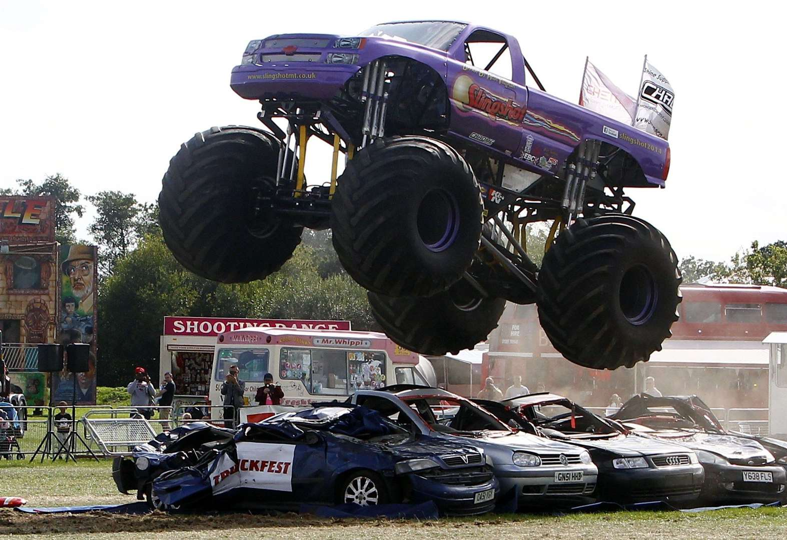 Monster fun with Truckfest