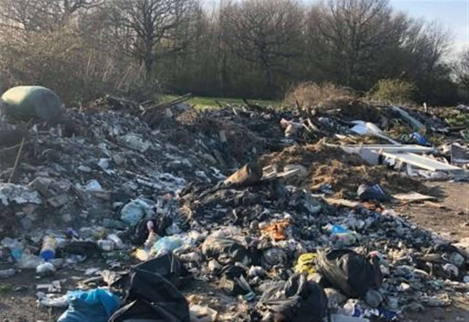 Demand grows to clear fly-tipping