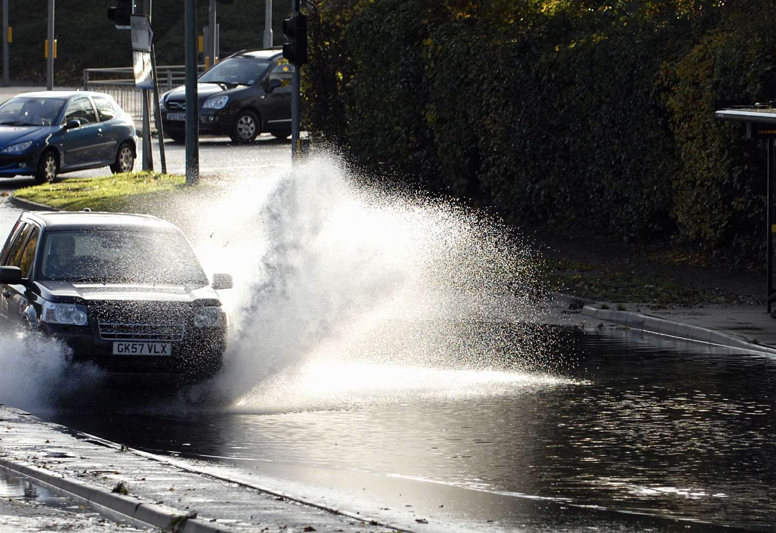 Kent could be battered by thunderstorms