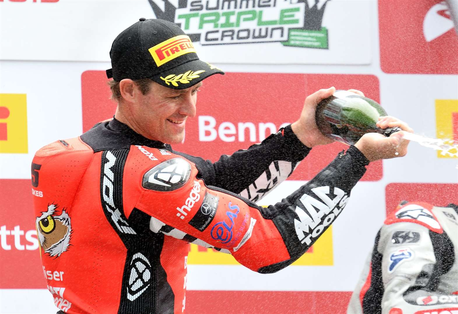 Brookes crowned King of Brands