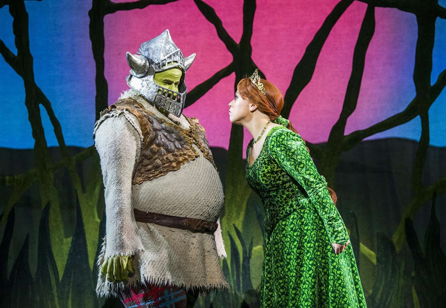 Review: Shrek! the Musical comes to the Marlowe Theatre
