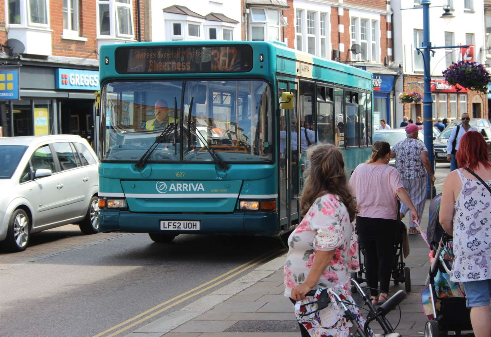 Passengers fume over new bus timetable