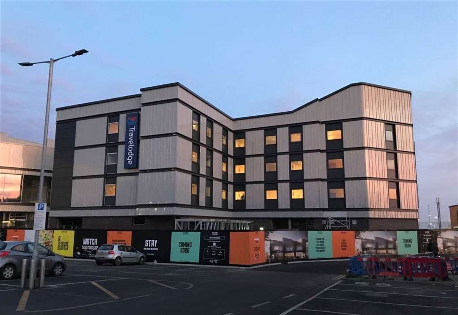 Travelodge gets over 1,500 job applications for new hotel