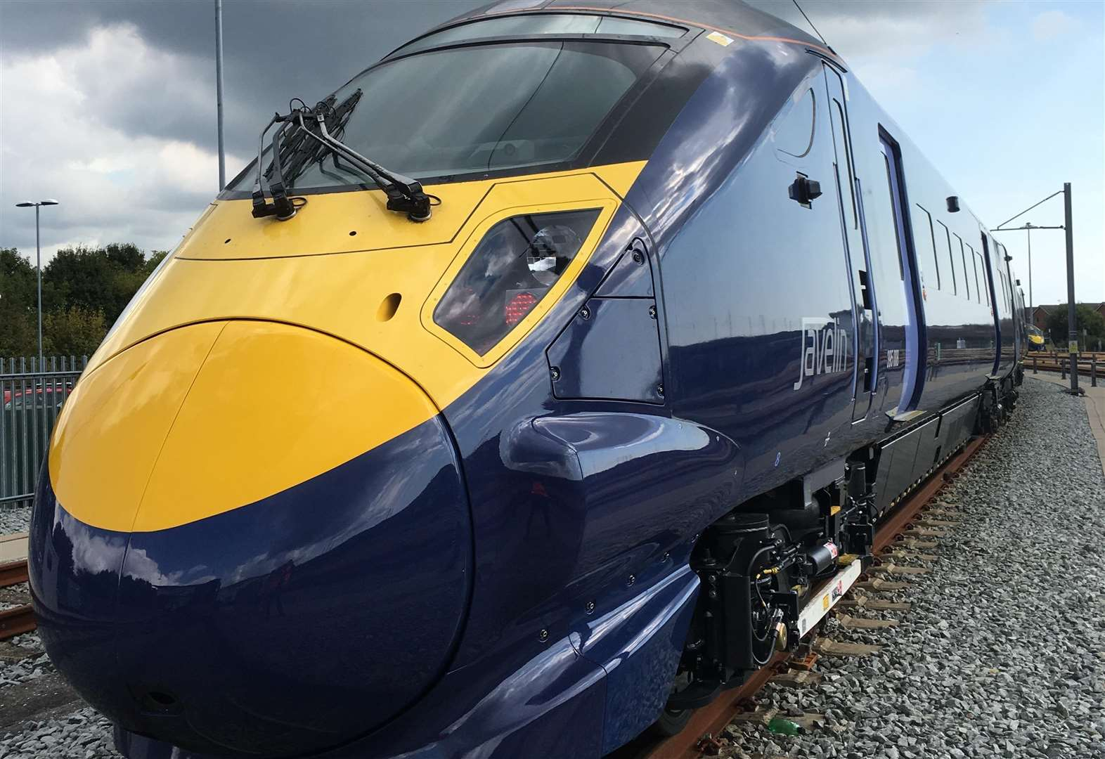 Commuters get high-speed service boost after damaged train returns
