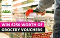 Win £250 worth of Grocery Shopping Vouchers