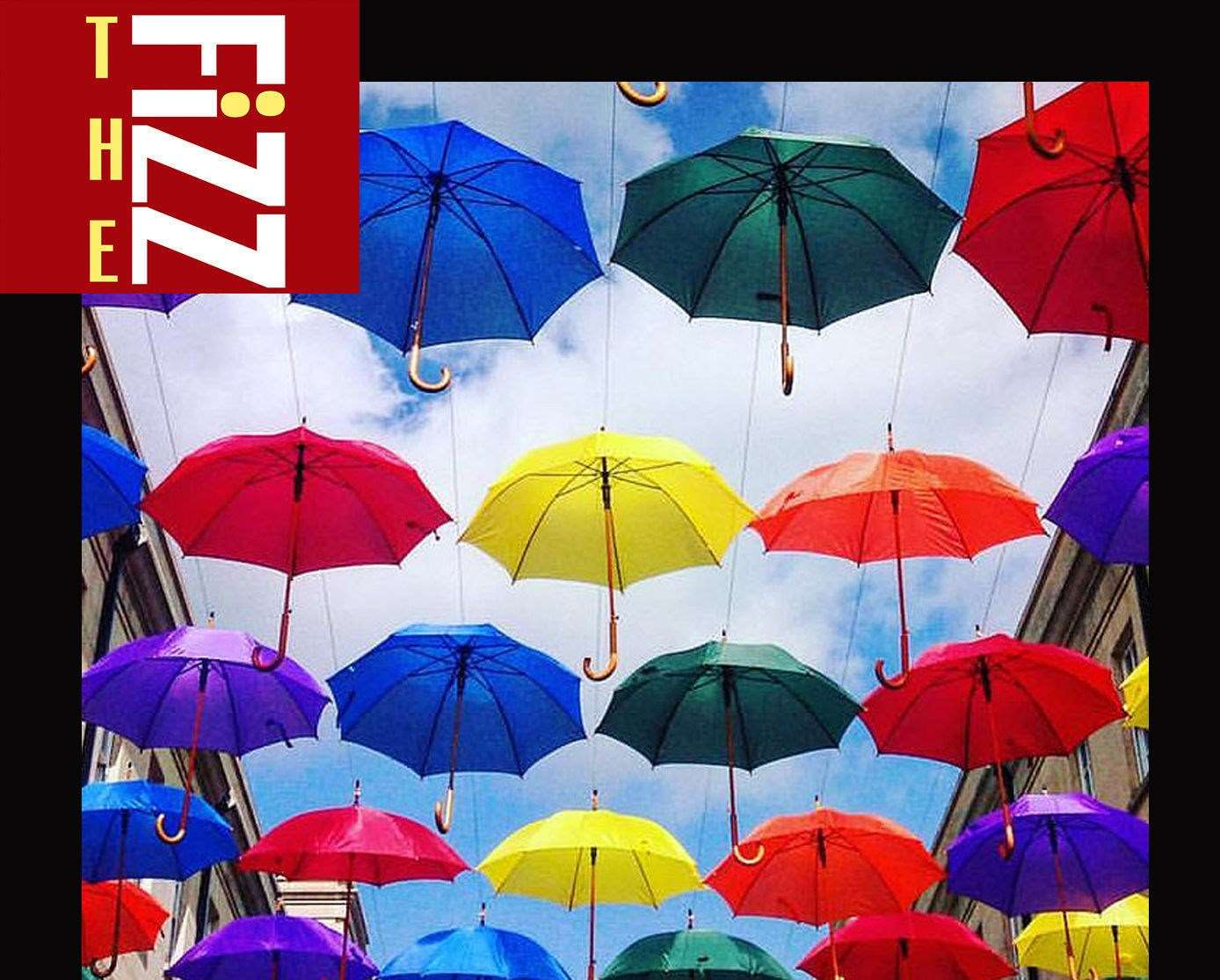 Dancing in the Rain by The Fizz single cover Picture: PA Photo/MPG Records