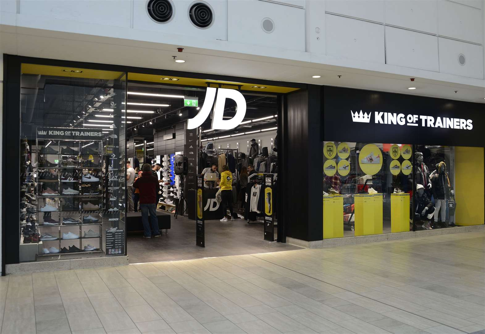 Jd Sports To Fill Vacant Peacocks Store In Bouverie Place