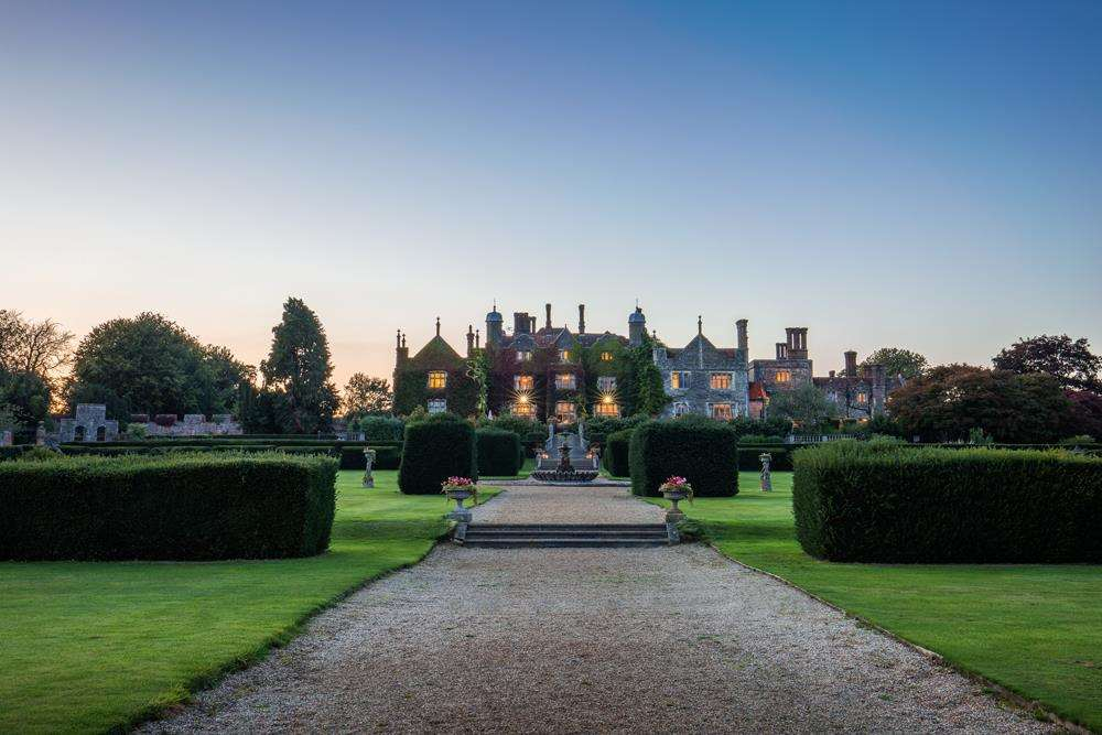 Eastwell Manor Picture: Peter Kociha