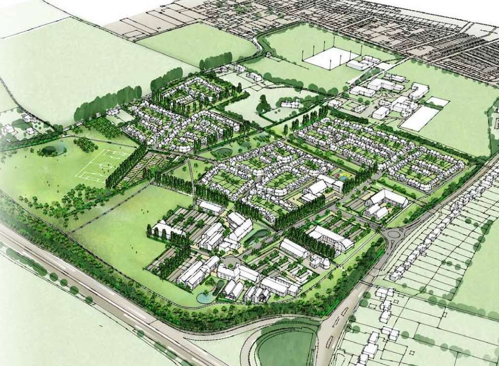 Henry Davidson Developments announced it has bought three plots at the controversial Ashford Road site