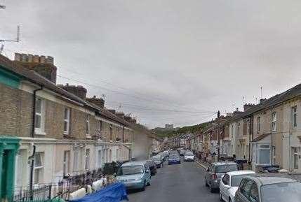 Clarendon Place, Dover. Picture: Google Maps