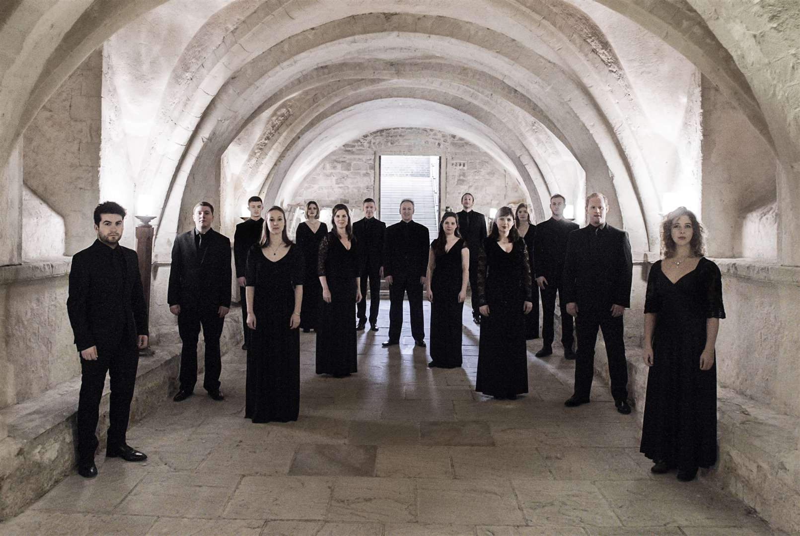 Vocal ensemble Tenebrae will be performing at the festival's opening event. Picture: Sim Canetty-Clarke