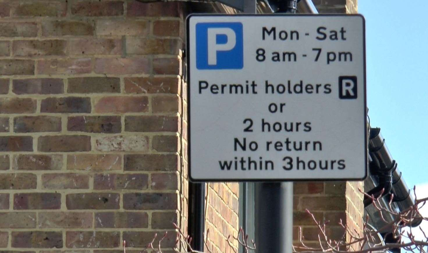 Parking permits in Canterbury have gone from £700 in 2017 to £950