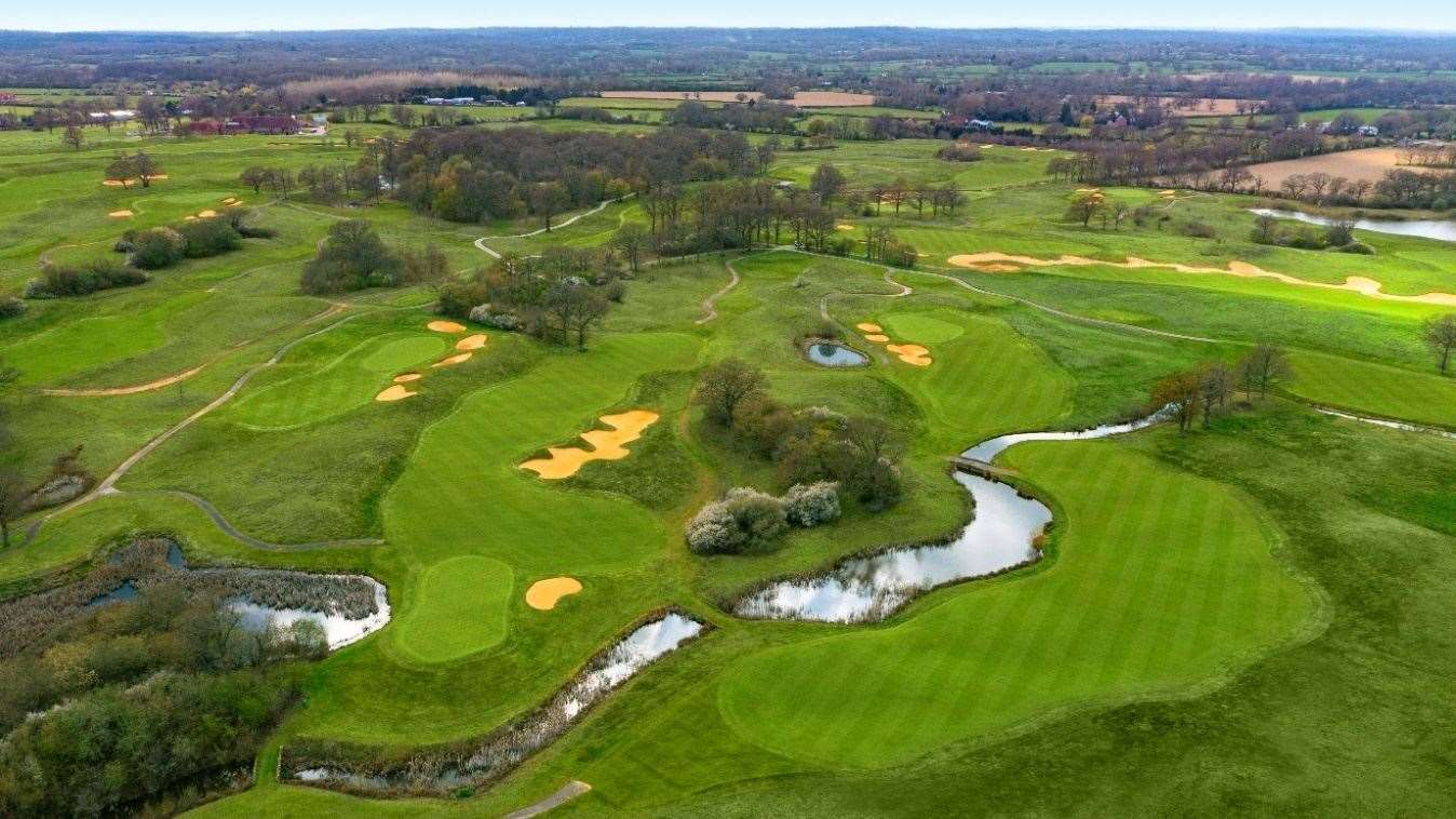 Chart Hills Golf Club set for June reopening after complete overhaul