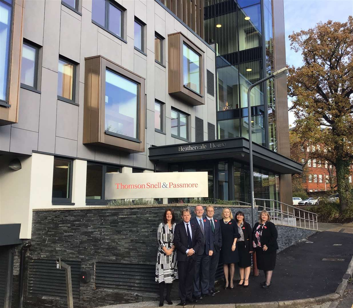 Thomson Snell & Passmore's new Tunbridge Wells offices