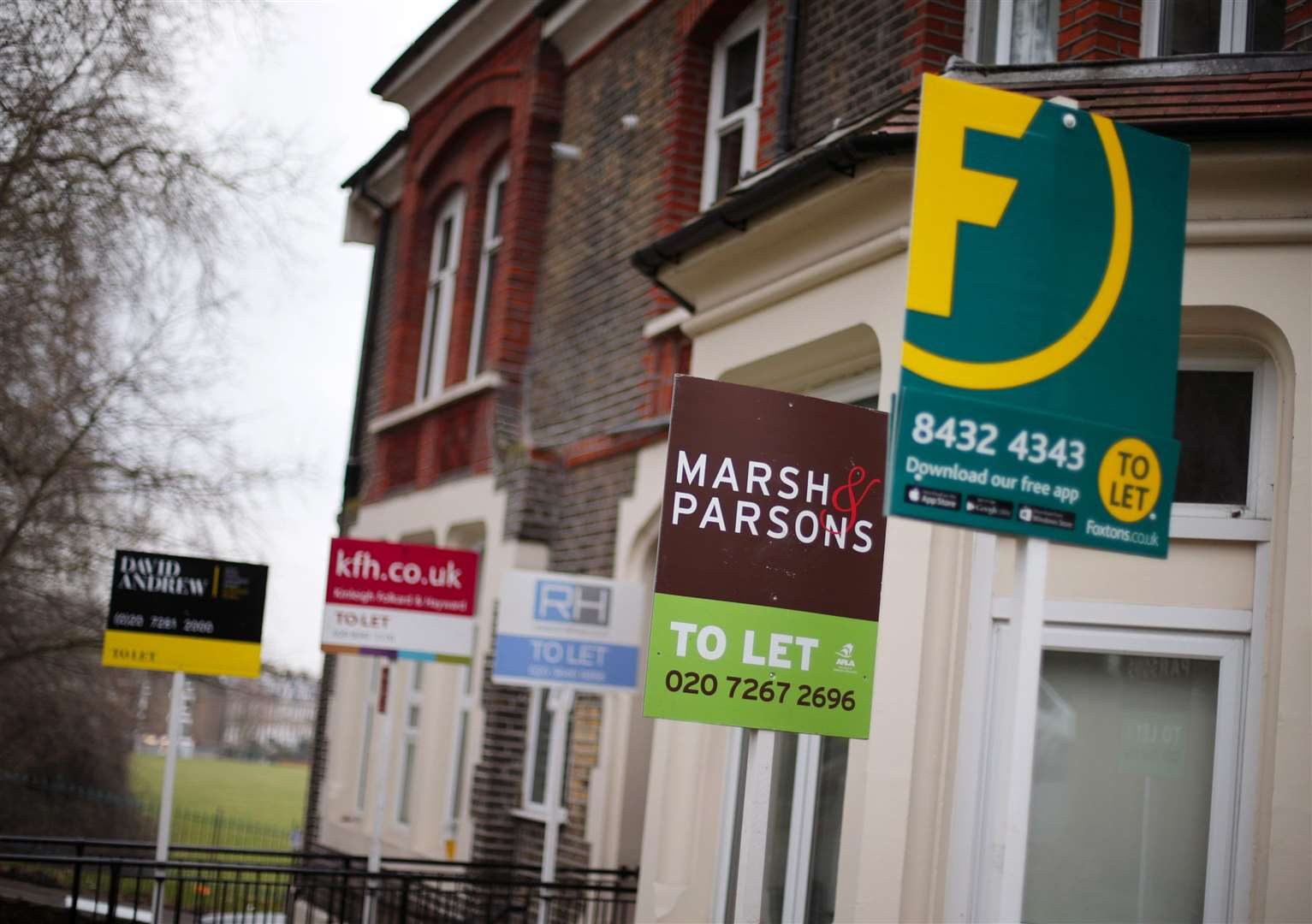 Councils in Kent have received almost £340,000 to tackle criminal landlords Picture: Yui Mok/PA Wire