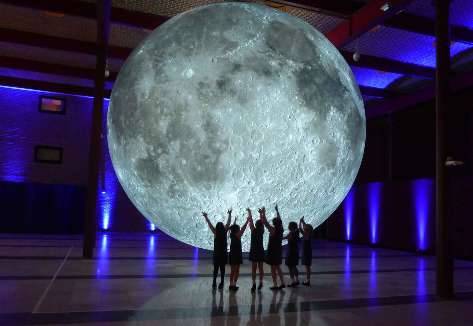 Museum of the Moon by Luke Jerram is coming to Rochester