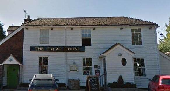The Great House. Picture: Google street view