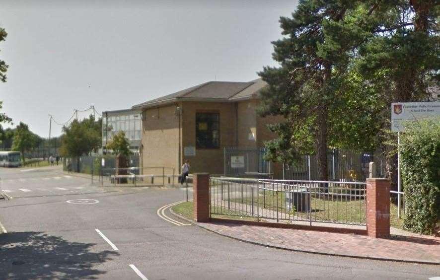 Tunbridge Wells Grammar School for Boys. Picture: Google Maps
