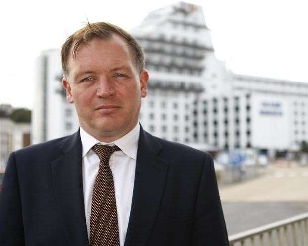 Folkestone and Hythe MP Damian Collins has been banned from Big Boys Fine Burger Co over the free school meals vote