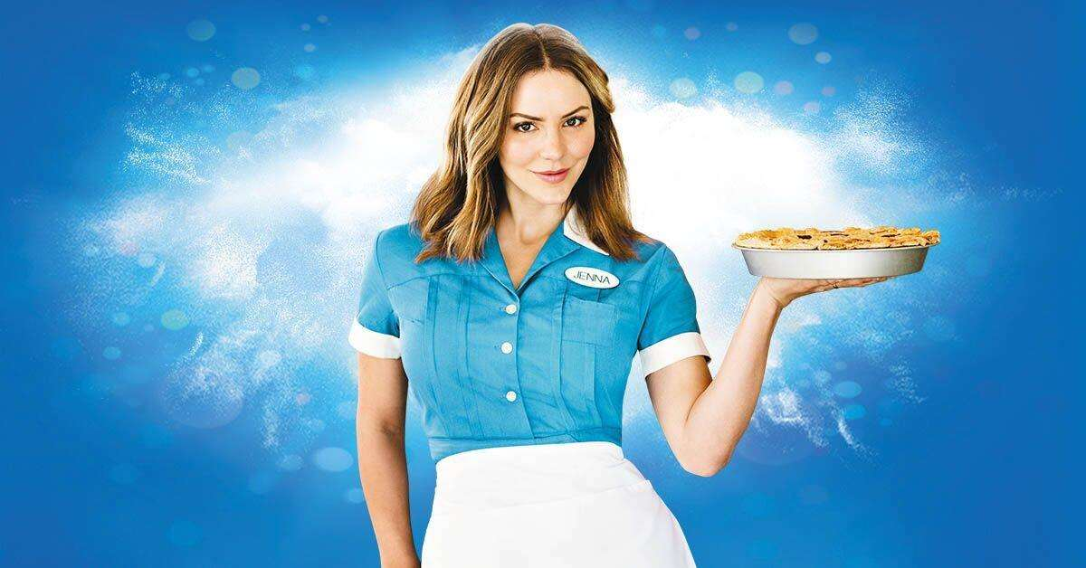 Waitress is an uplifting musical celebrating friendship, motherhood, and the magic of a well-made pie!