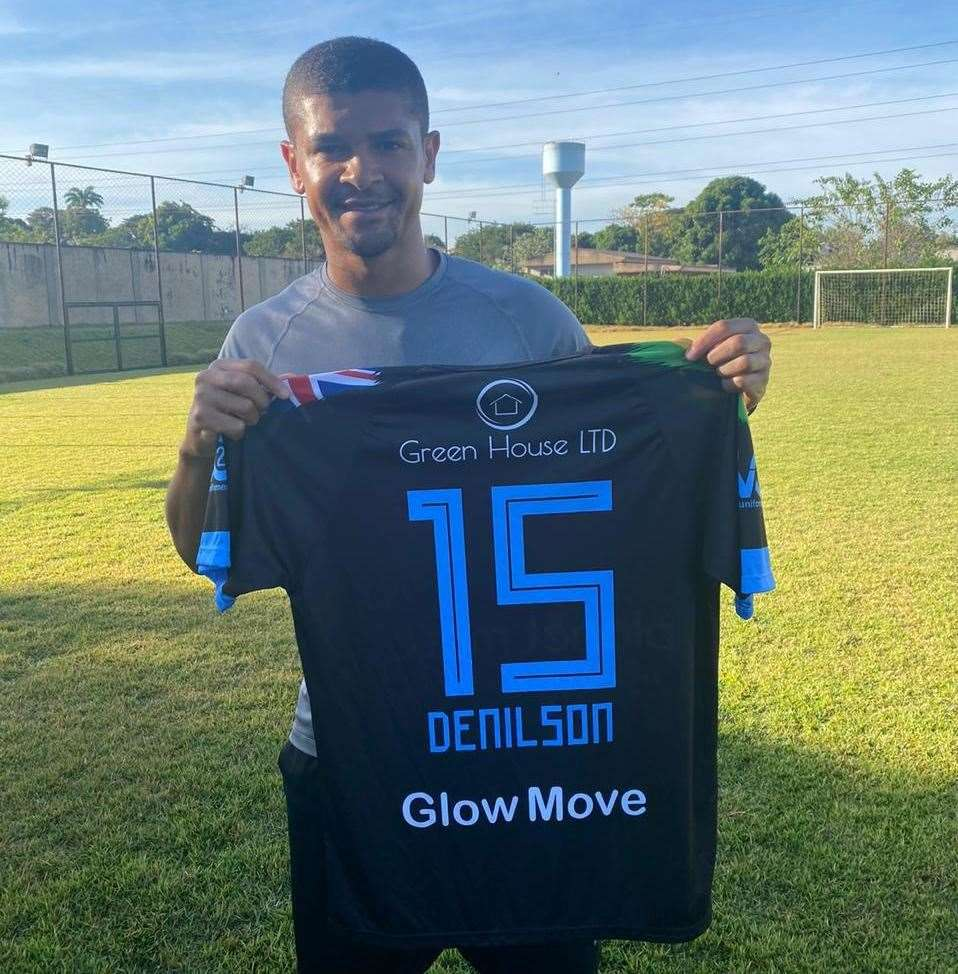 Denilson has agreed to become Gillingham Town's club ambassador (35132751)