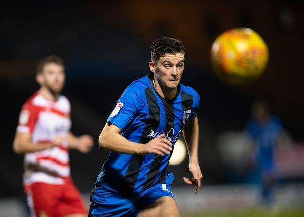 Callum Reilly in action for the Gills Picture: Ady Kerry (6246450)