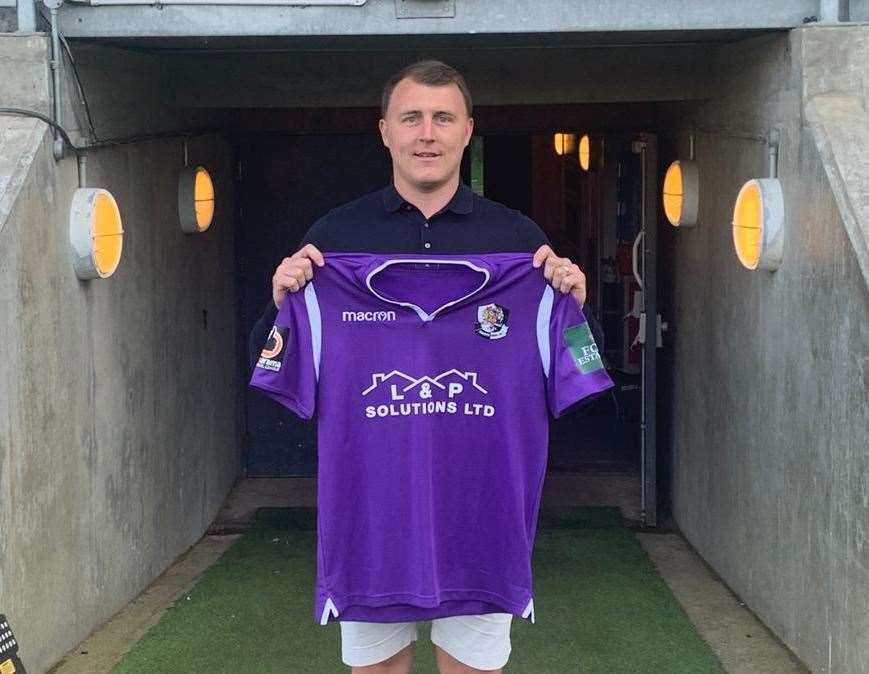 Alex Flisher has joined Dartford