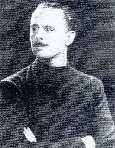 British fascists' leader Oswald Mosley. Picture: Robert Edwards