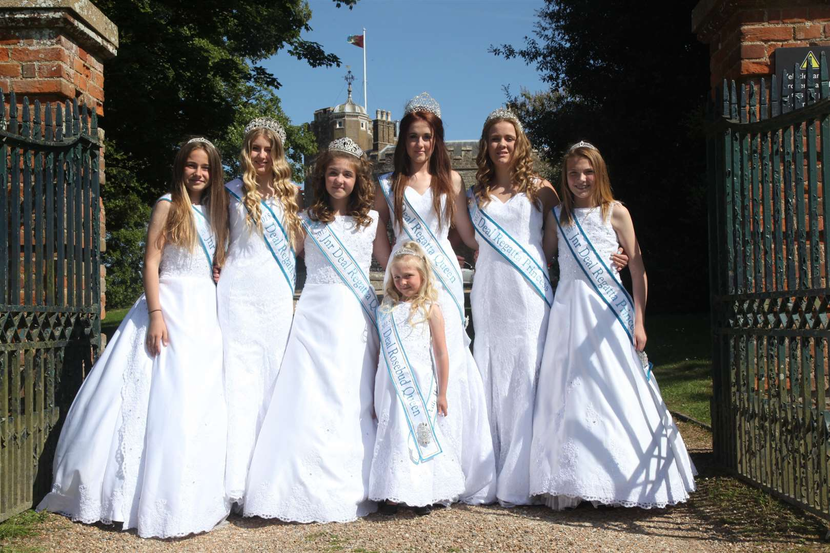 Deal Walmer and Kingsdown Regatta Court 2015