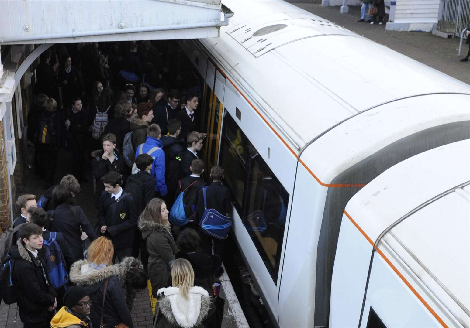 Rail travellers will face an average 3.1% increase in fares next year