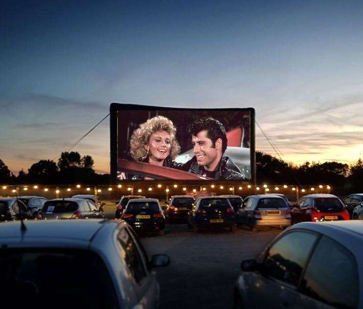 Nightflix Drive-in cinema are holding events in Rainham throughout September