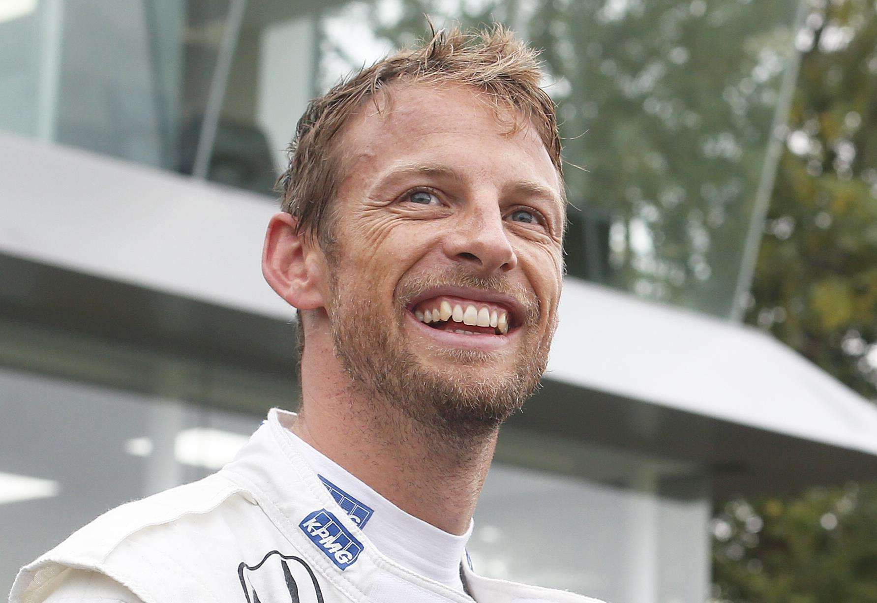 Jenson Button could drive for Mercedes when DTM returns to ...