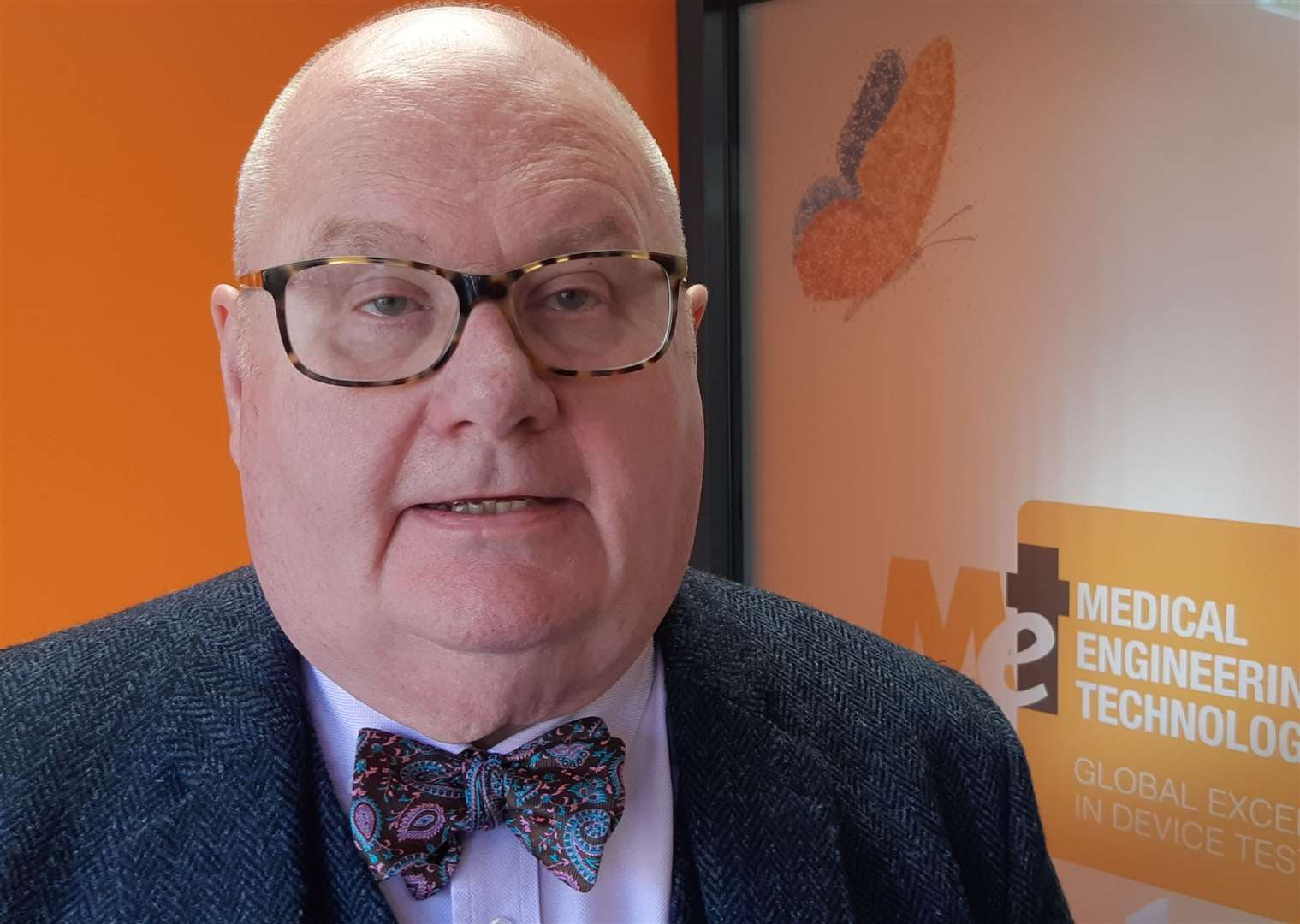 Eric Pickles at the opening at MET (8304348)