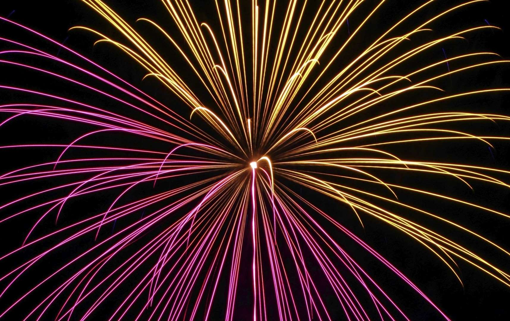 There are still some fireworks displays happening this week