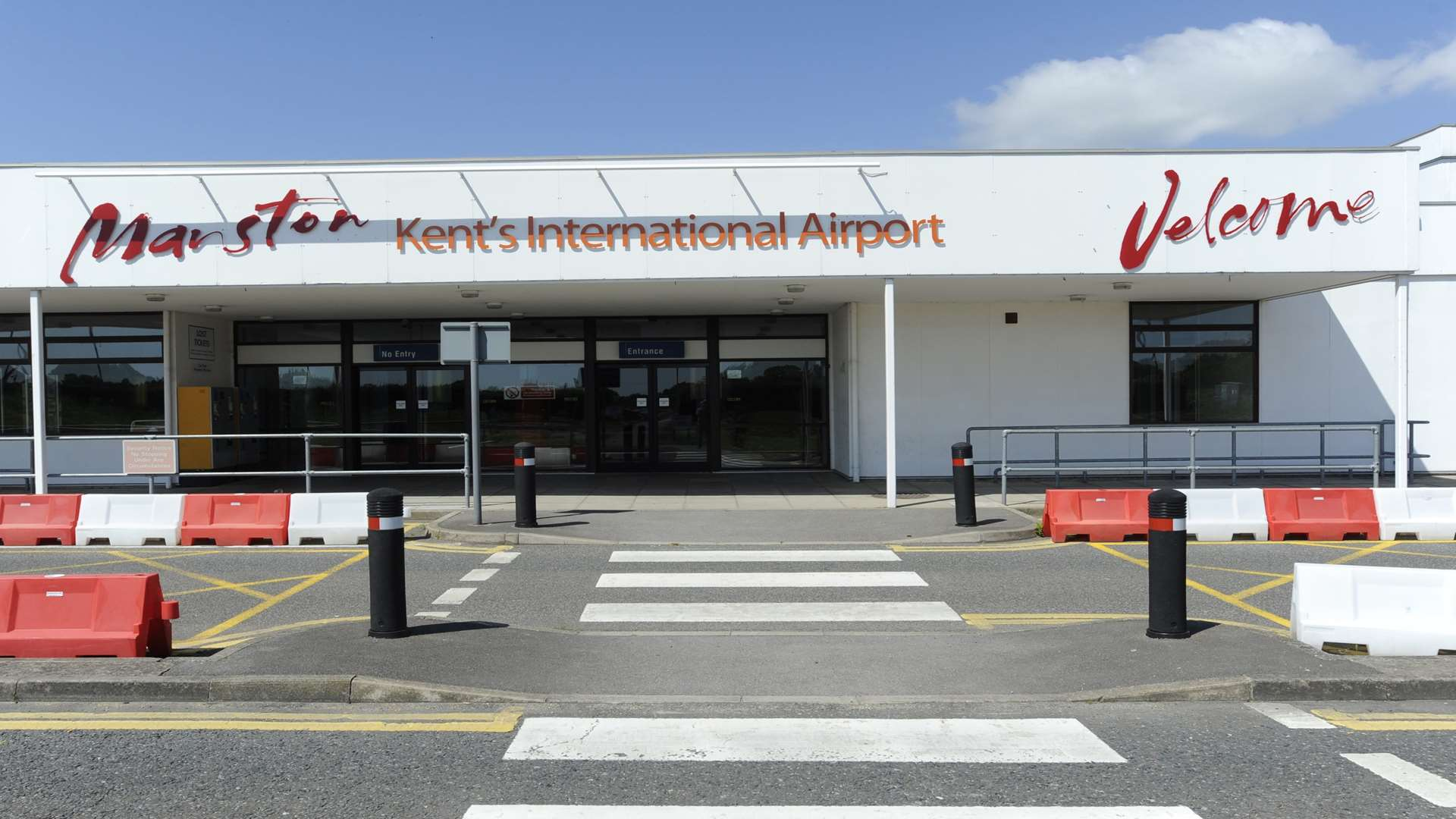River Oak Strategic Partners wants to re-open Manston as a cargo airport.