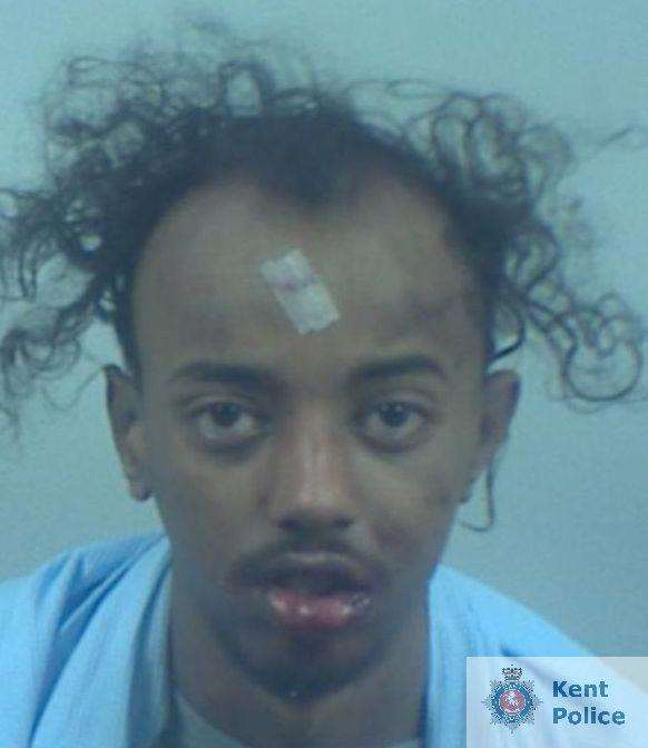 Mohammed Abdul has been convicted. Picture: Kent Police (4379100)
