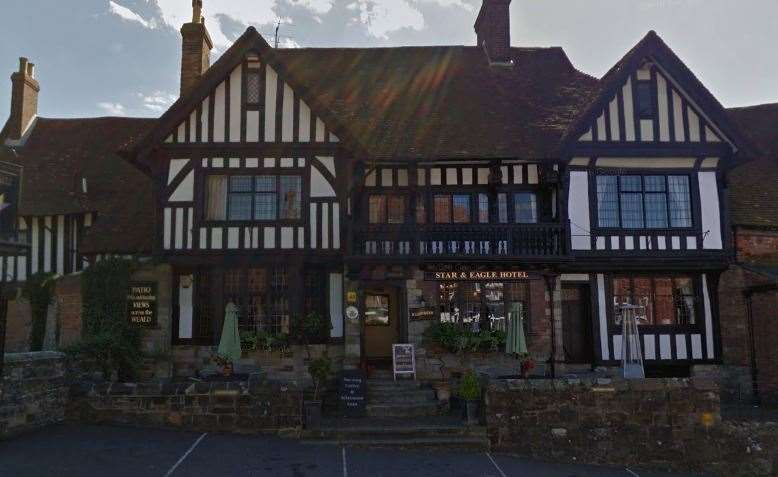 The Star & Eagle. Picture: Google street view