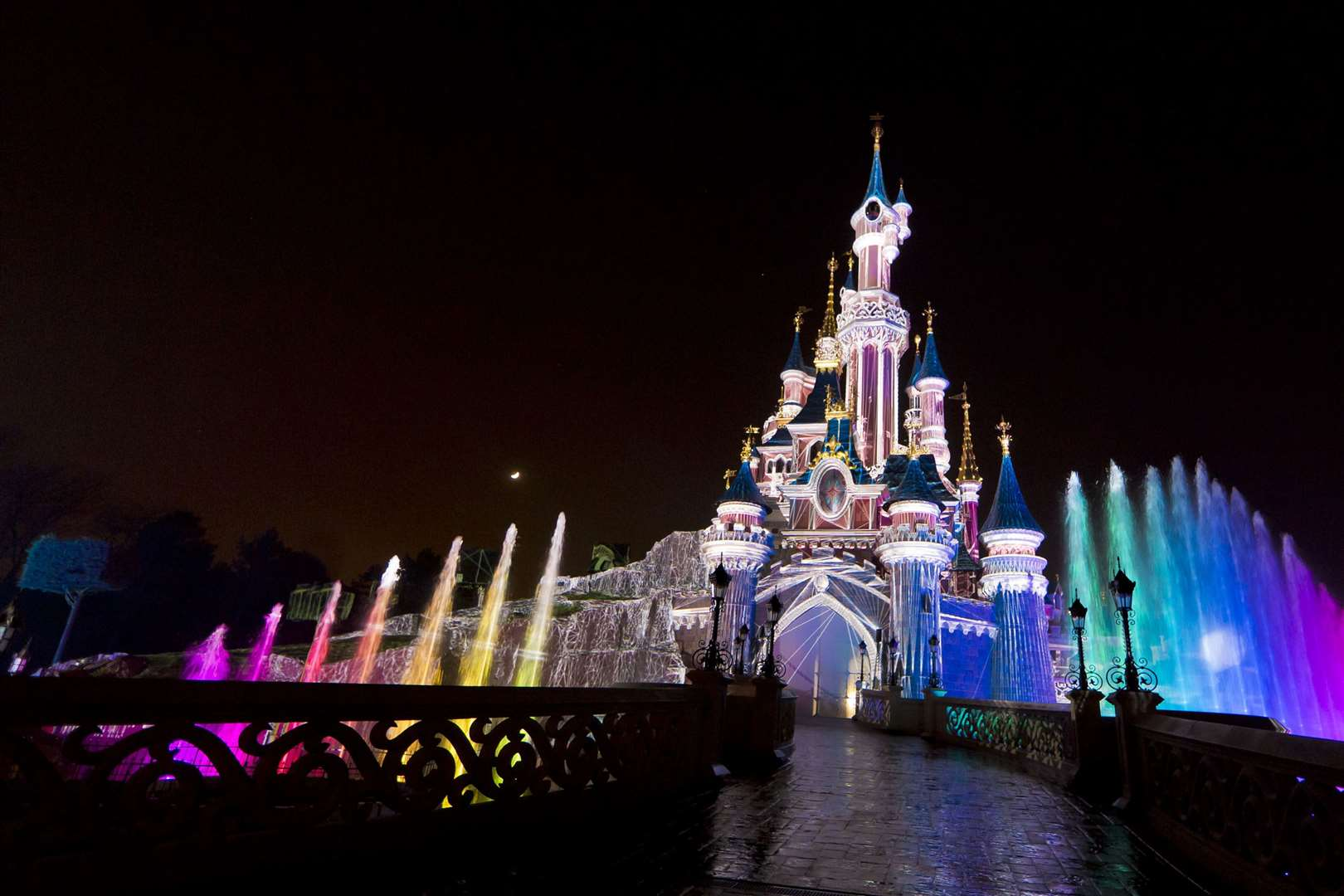 PY won plaudits for turning around the fortunes of Disneyland Paris - or Euro Disney as it was then known
