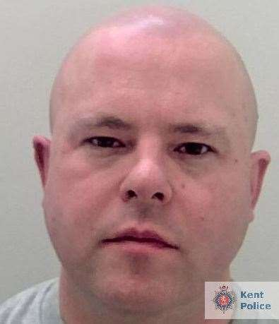 Ben Lacomba been jailed for 27 years. Picture: Kent Police