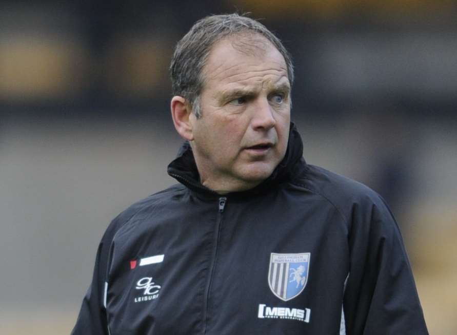 Steve Lovell is part of a four-man caretaker team at Gills. Picture: Barry Goodwin