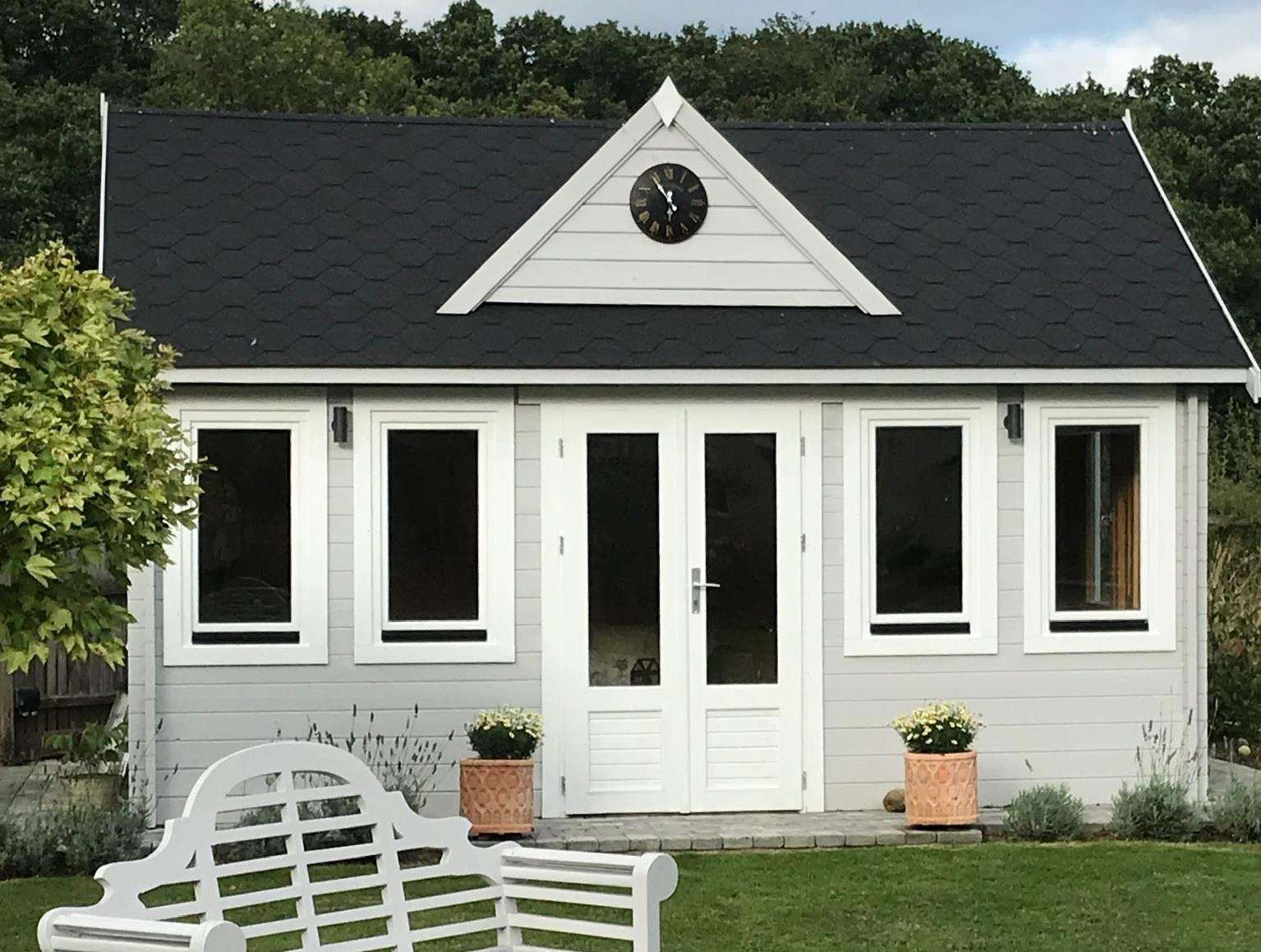 The Johnsons Garden Buildings January Sale includes 20% off everything and 0% interest free finance on all models!