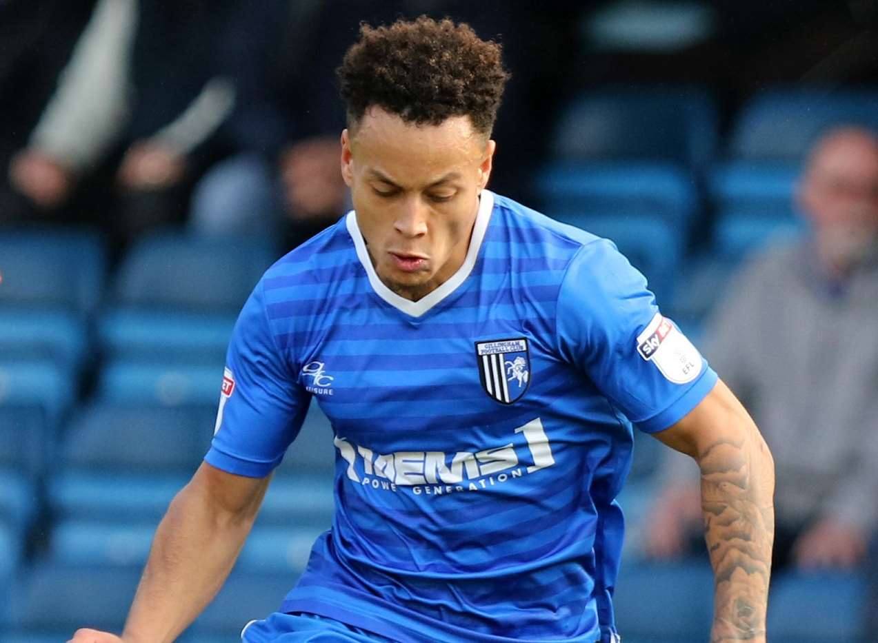 Elliott List is named in Gills' starting line-up Picture: Andy Jones